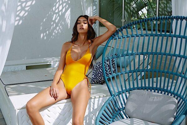 Beach Clubs - Yellow Bikini